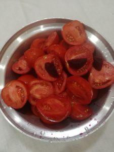 طريقة تخزين الطماطم صلصة