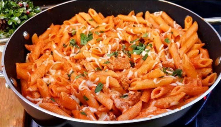 وجبة غداء سريعة بدون لحم أو دجاج