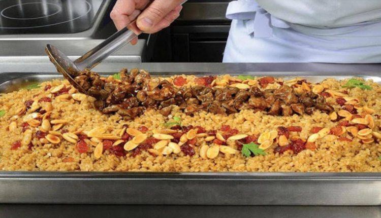 طريقة عمل الارز بالخلطة كالمطاعم