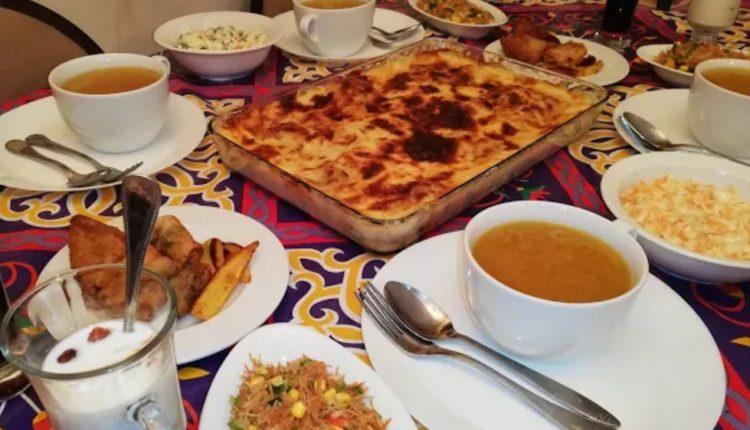 منيو يوم 5 رمضان 2021