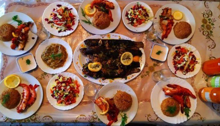 منيو يوم 29 رمضان 2021