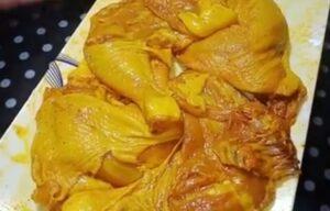 طريقة عمل المندي بالدجاج