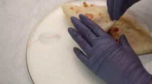 طريقة عمل الكريب المالح بدون بيض