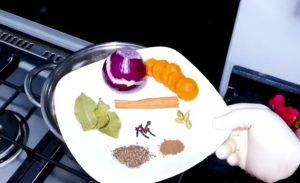 طريقة عمل طاجن لحمة الراس