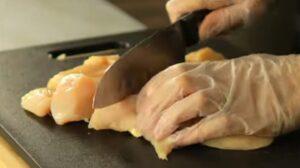 طريقة عمل طاجن الباذنجان بالدجاج