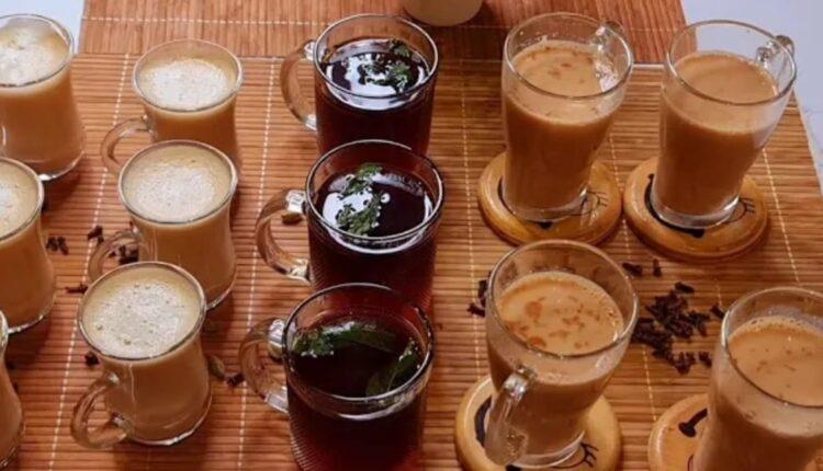 الشاي ب 3 طرق مختلفة
